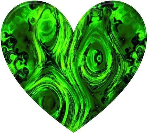 Coeur Vert 2