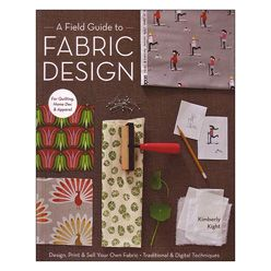 A comprehensive resource for fabric design and printing, including helpful tips and advice from today's premier fabric designers.