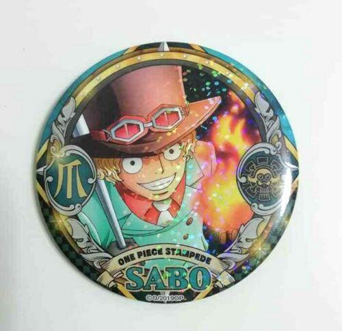One Piece Stampede Can Badge Button Sabo Yakara Eiichiro Oda Anime F S