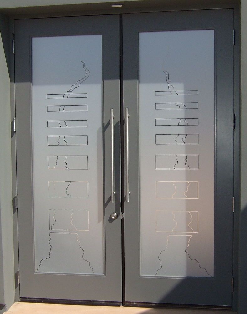 Frosted Glass For Exterior Doors