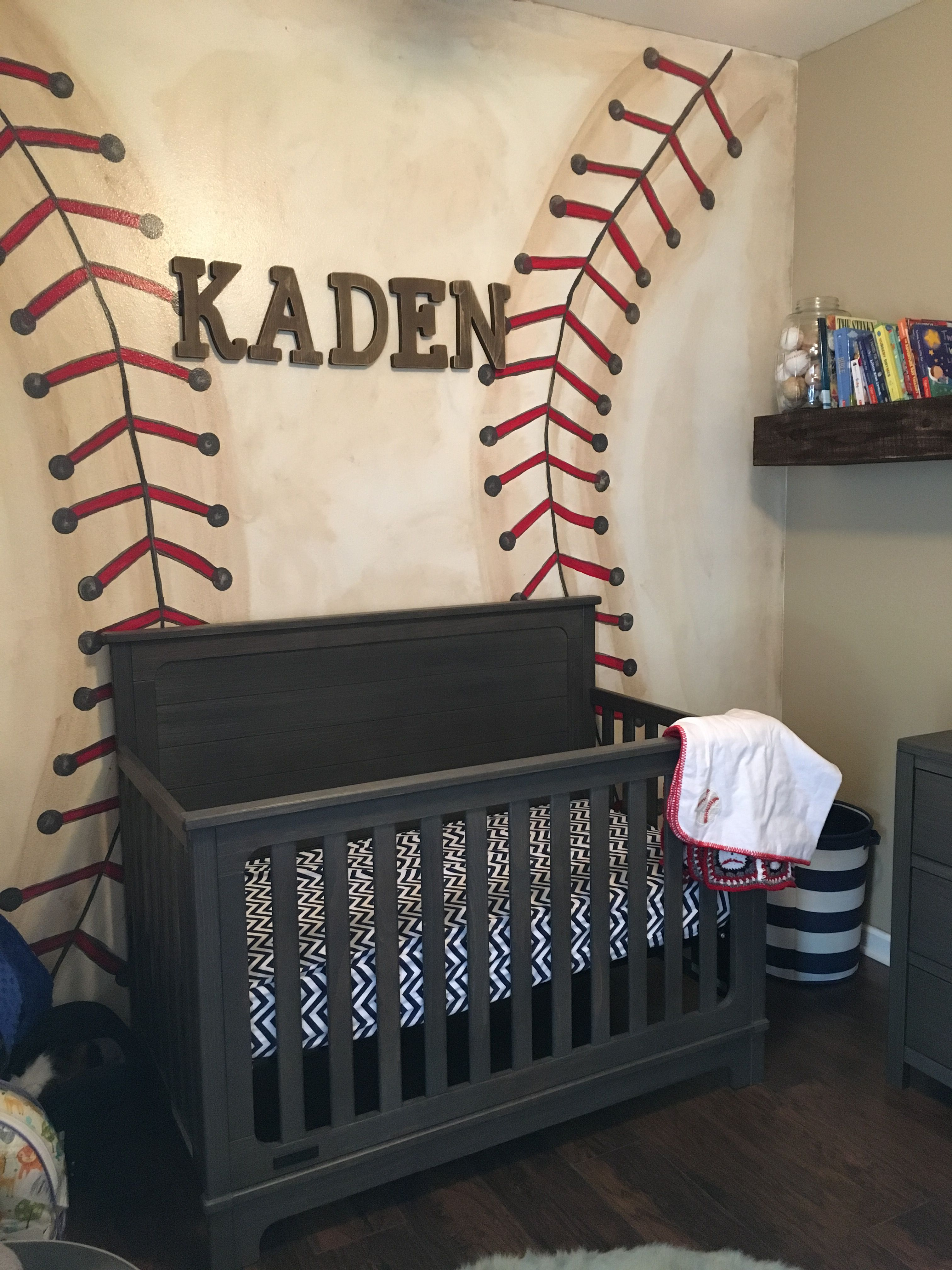 Vintage Baseball Nursery Future Baby Boy Nurseries