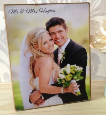 All FoToBlOx Personalised wooden gifts, Wooden photo