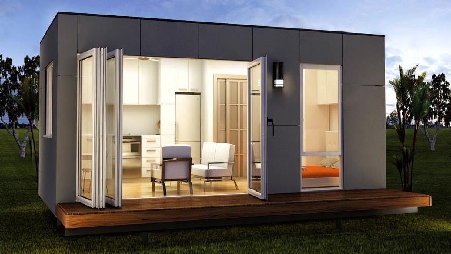 Single Pod Homes Container Homes International Modern