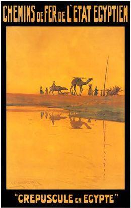 Egypt Poster 5 chemins_fer_letat