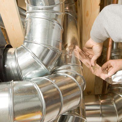 Slash Your Utility Bill With A Diy Energy Audit Duct Work Heating And Air Conditioning Home Maintenance