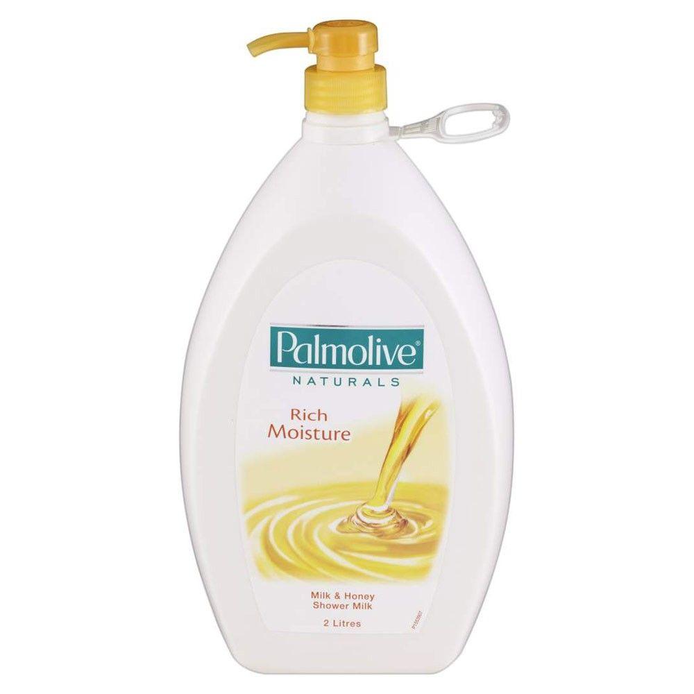 Palmolive Naturals Shower Gel Milk Honey 2 L Priceline Love