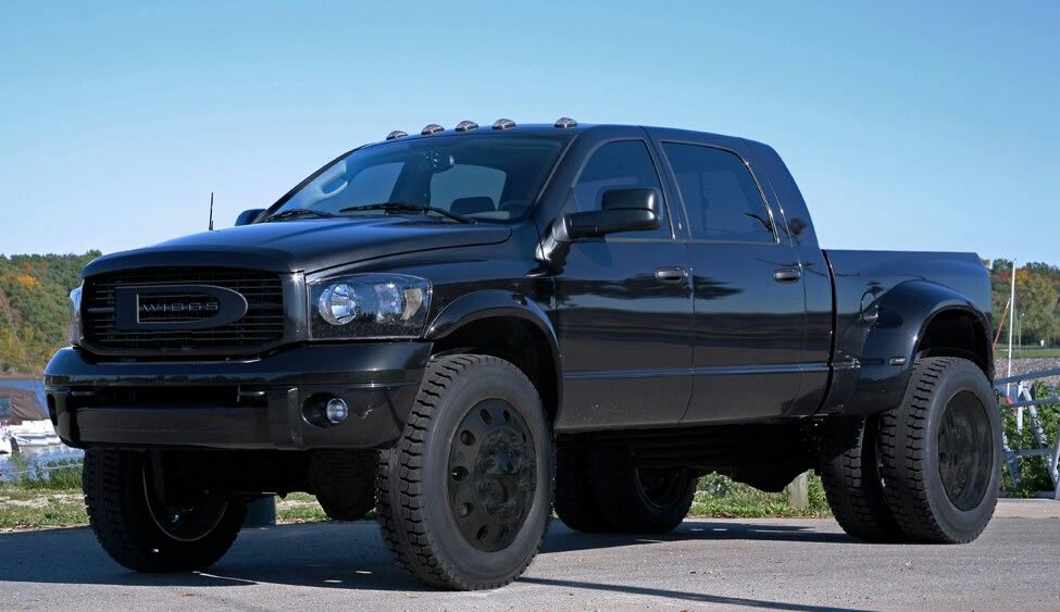 Dodge Dually Power Wagons Trucks Dodge Dodge Trucks