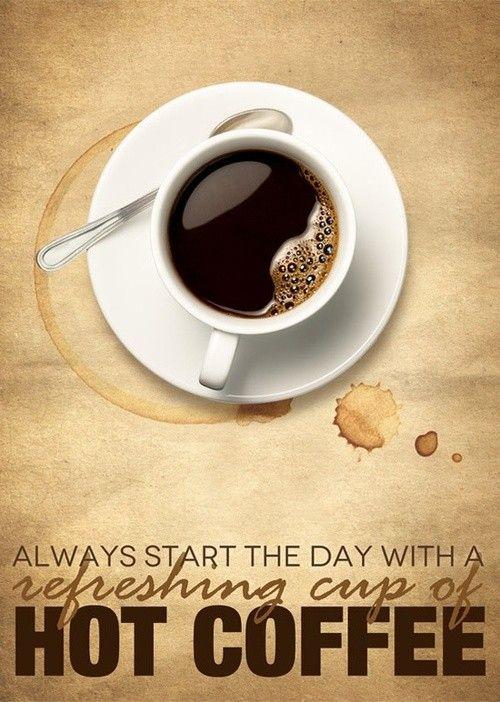 Hot Coffee Coffee Lover Coffee Addict