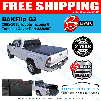 Details about BAKFlip G2 Hard Folding Bed Cover fits 2005