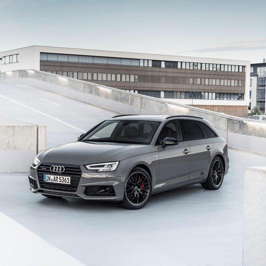 Audi A4 Avant S Line Black Edition Coches