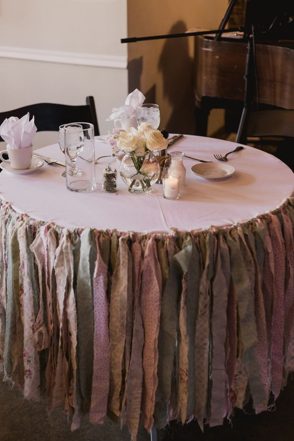 Sweetheart table | Vintage-Inspired Missouri Lesbian Wedding | Equally Wed - LGBTQ Weddings