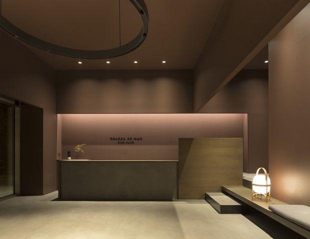 Un nuevo restaurante en Valencia: Rice Club,  #Club #nuevo #officeinteriorreceptionentrance #restaurante #Rice #Valencia