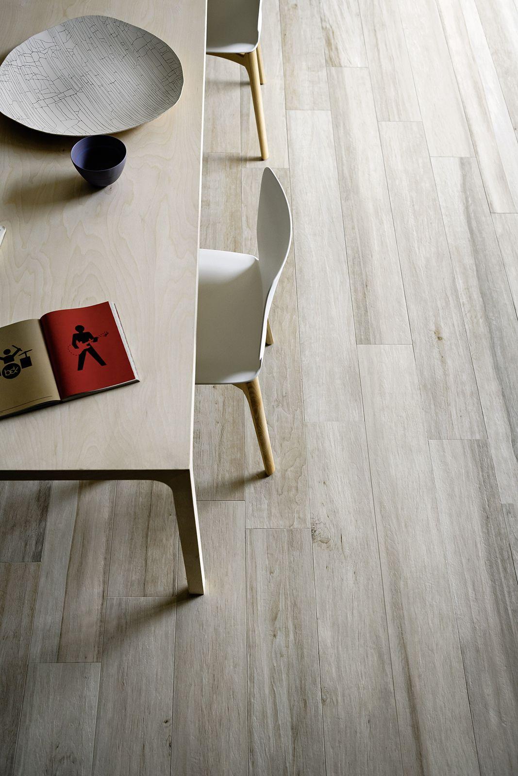 Marazzi Treverkchic Simple Cozy Messy Scandi Flooring Tiles