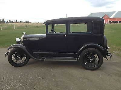 1929 Ford Model A Tudor Sedan Used Ford Model A For Sale In Veradale Washington Search Vehicles Com Ford Models Ford Classic Cars American Classic Cars