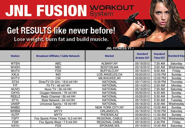 Jnl Fusion Tv Media Slots Tv Media Fusion Broadcast
