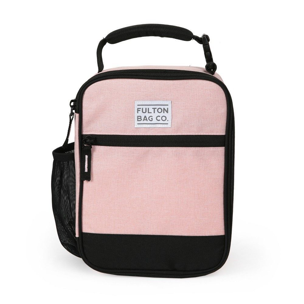 Fulton bag co upright lunch bag millennial pink in 2020