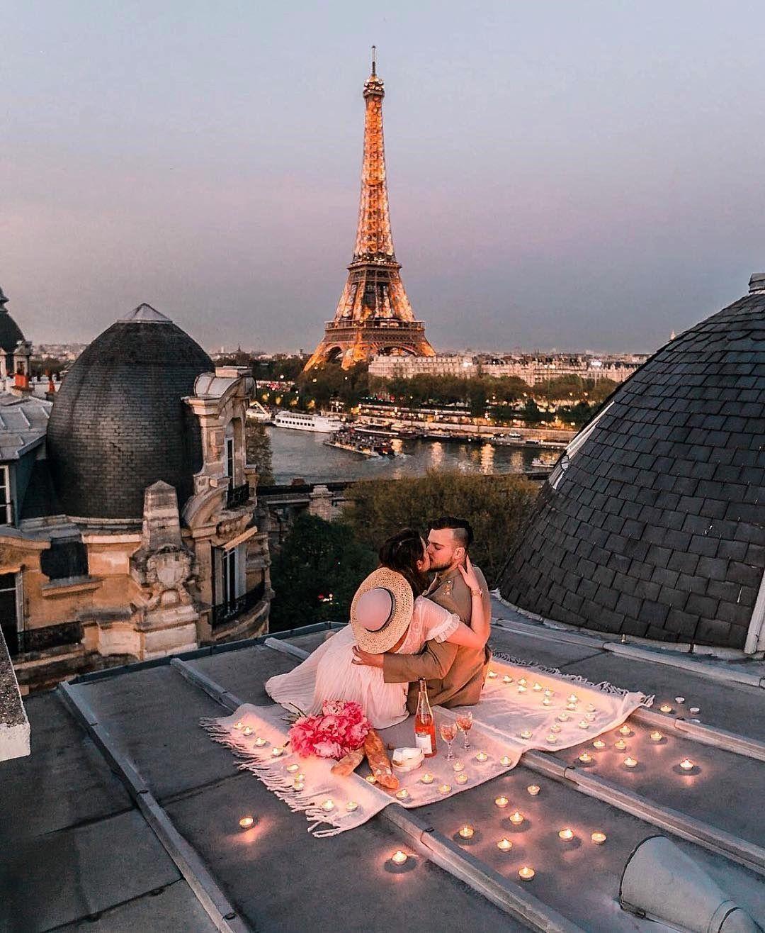 "Paris Luxury Lifestyle On Instagram ""Romantic Roofs Of"