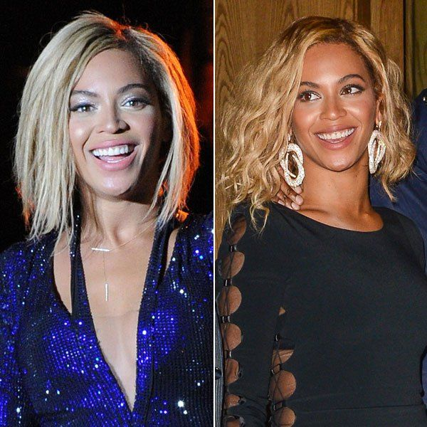 Beyonce Debuts New Hair Again See The Pic Here Beyonce Hair
