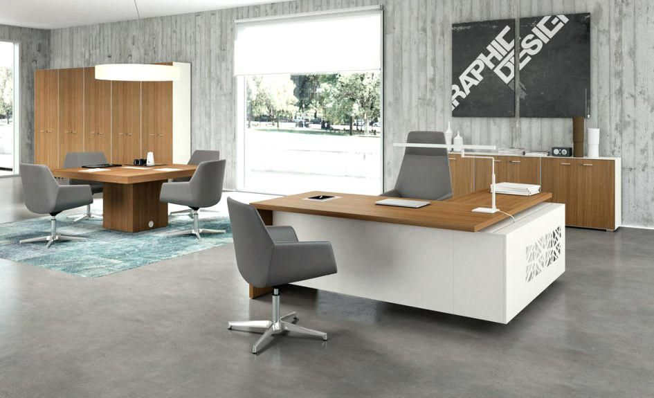 Modern Office Furniture Sets In 2020 Contemporary Office Furniture Modern Office Furniture Design Office Furniture Modern