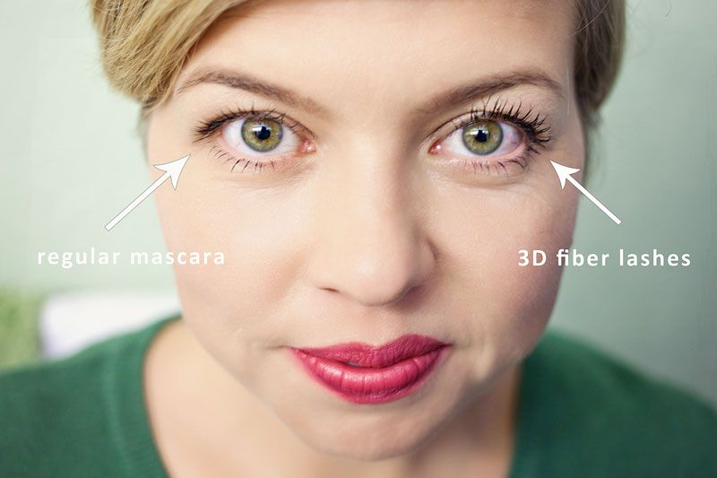 Check out this amazing mascara trick mom style mascara