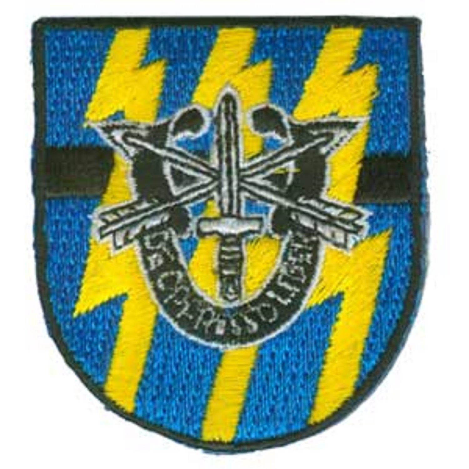 12th Special Forces Group Flash (1972-present)