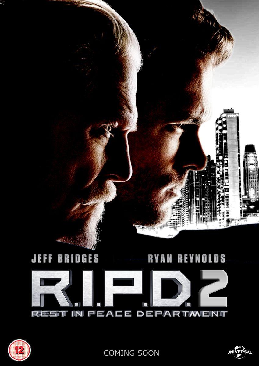 Ripd 2 Teaser Poster by OAKANSHIELD.deviantart.com on ...