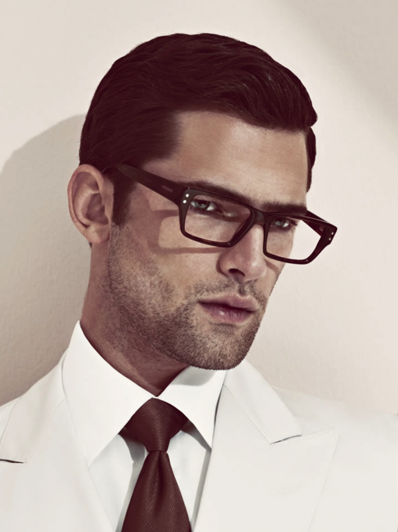 Sean O'Pry Suits Up for Sarar's Spring/Summer 2013 Campaign