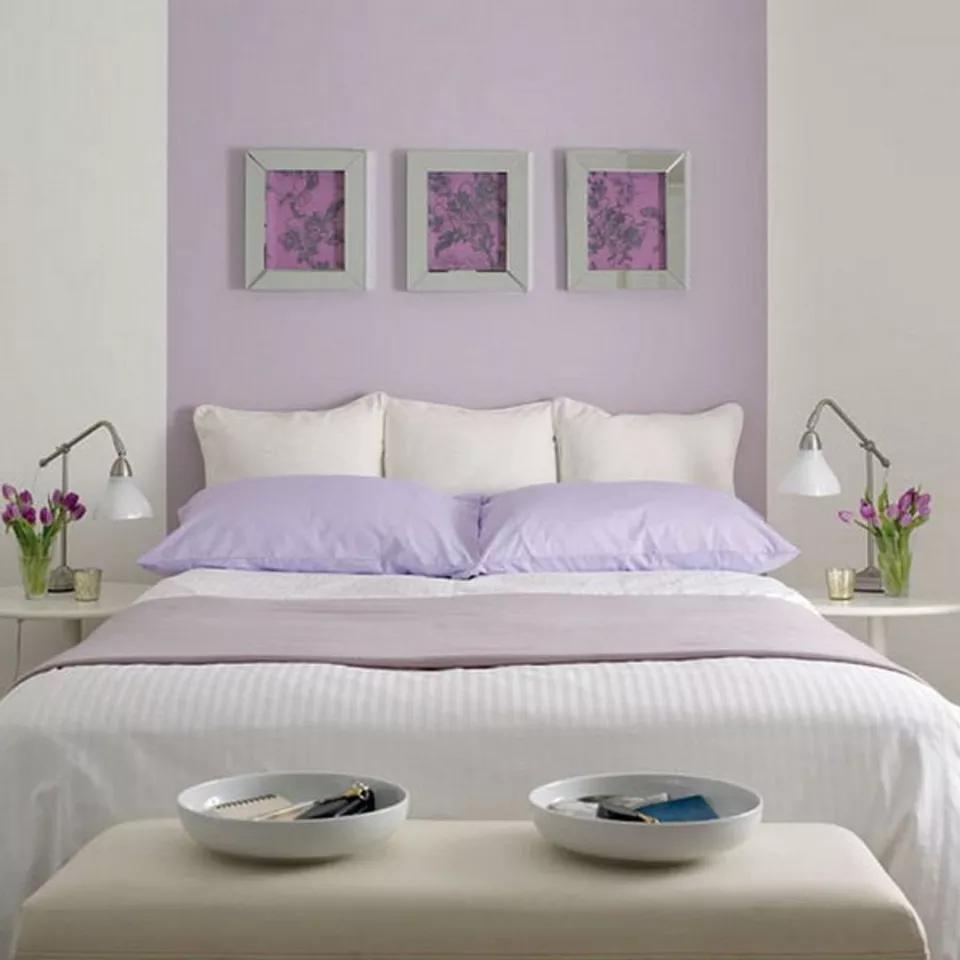 24 Top Bedrooms Decorated With Lavender Decoracion De Interiores Pintura Decoración De La Habitación Habitacion Lila
