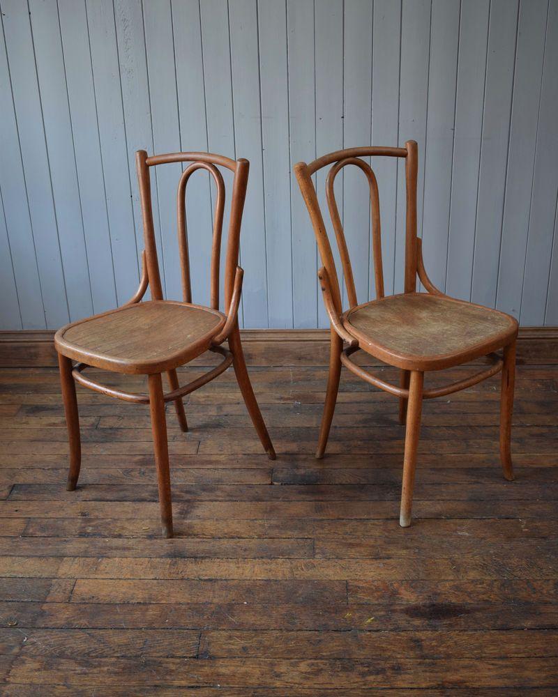 Vintage Style MidCentury Bistro Cafe Kitchen Chair