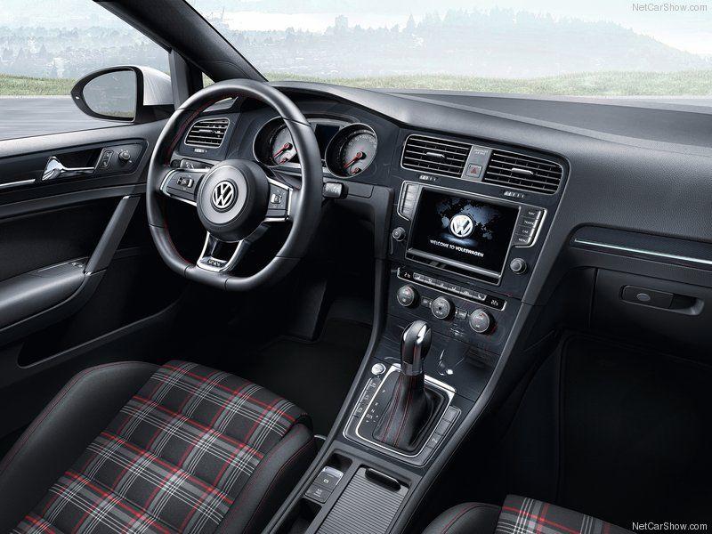 Volkswagen Golf Gti 2014 Interior Volkswagen Polo Gti