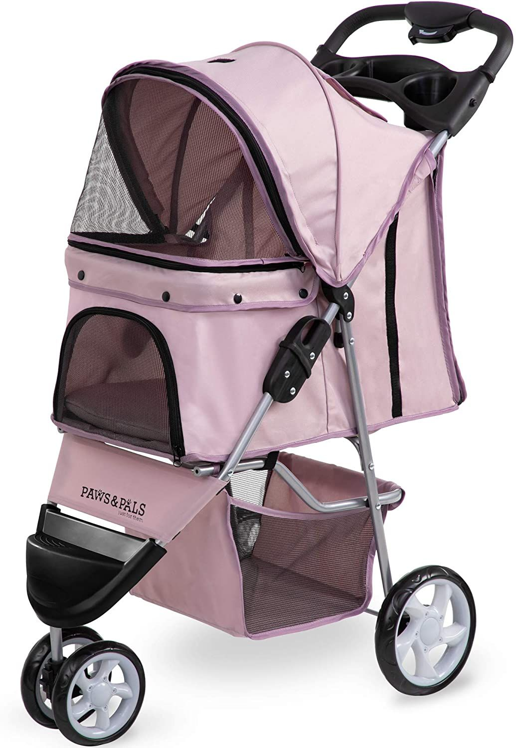 Paws & Pals Dog Stroller Pet Strollers for