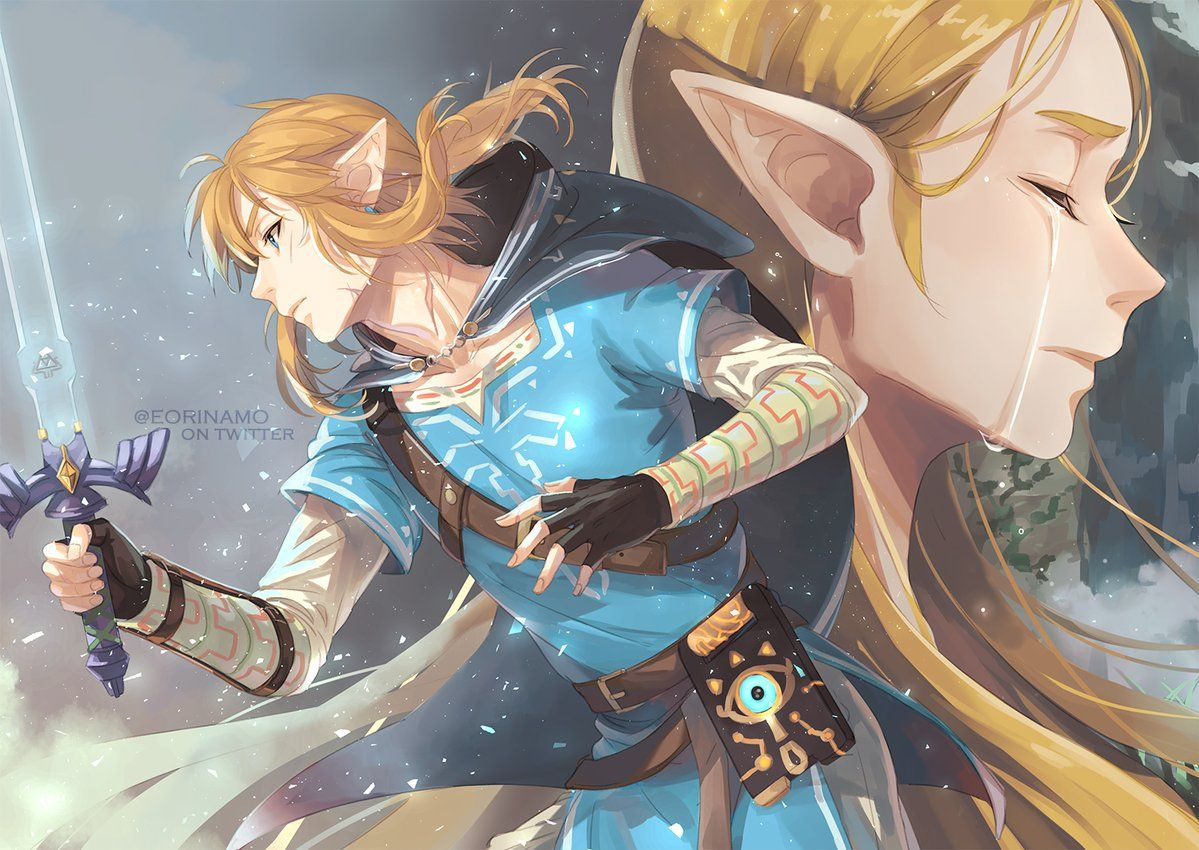 Pin On The Legend Of Zelda Breath Of The Wild