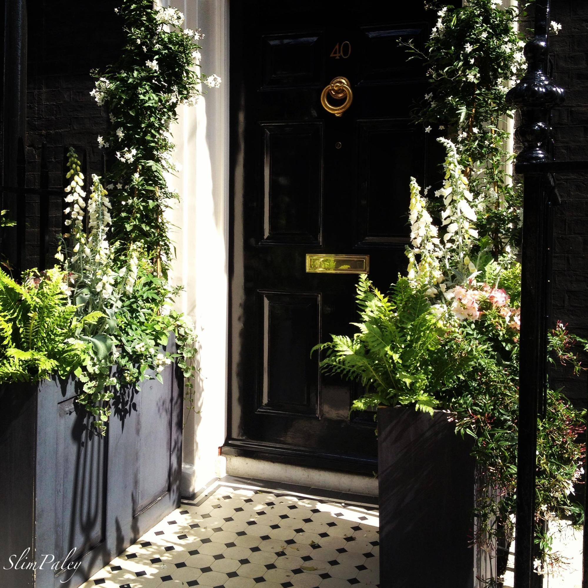 Black door, Mayfair, London | Home Decor | Pinterest | Mayfair ...
