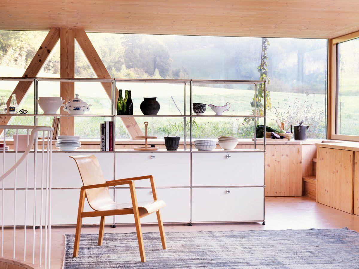 usm haller als raumteiler livingroom in 2019 usm. Black Bedroom Furniture Sets. Home Design Ideas