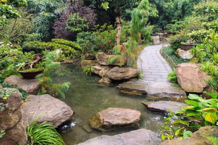 Charming Image De Jardin Zen #4: 1001+ Conseils Pratiques Pour Une Déco De Jardin Zen