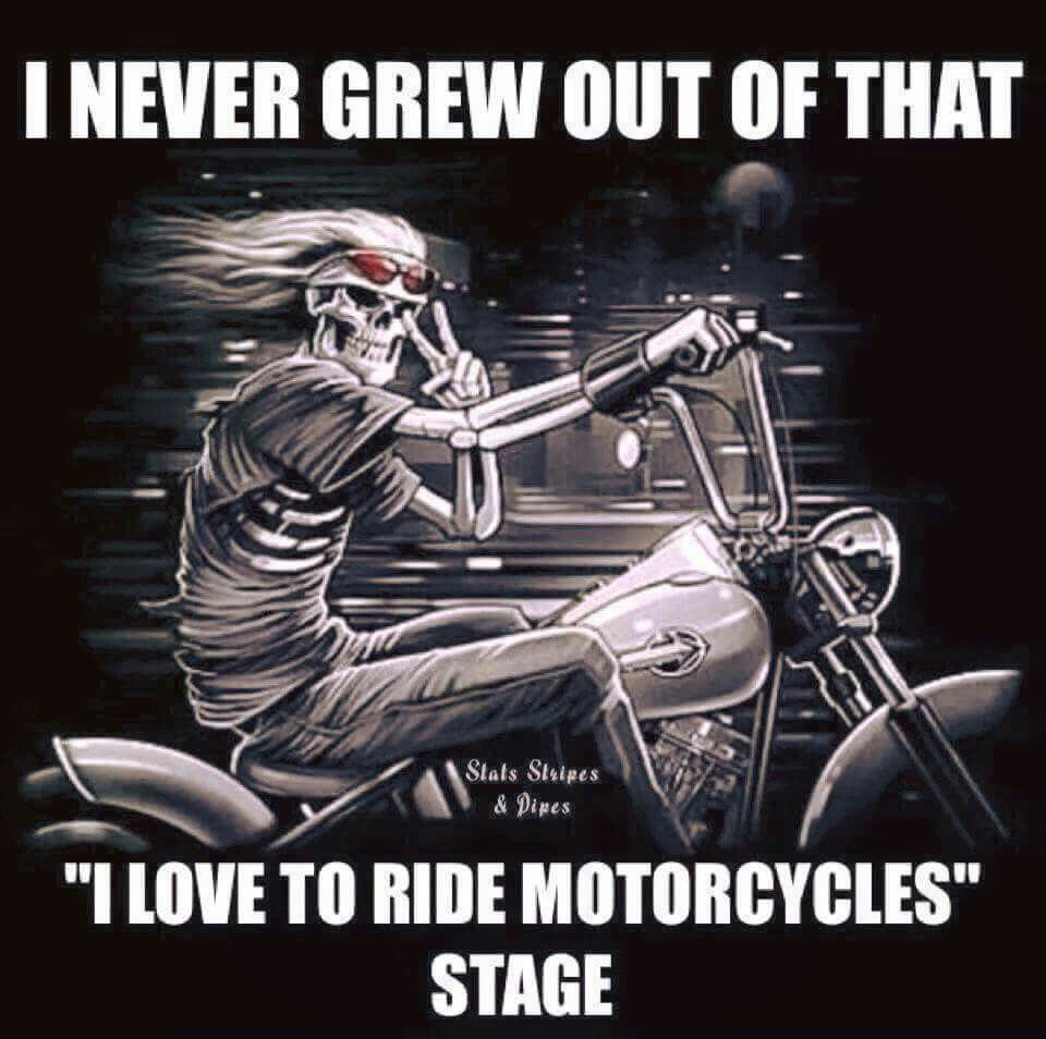 Harley Davidson Love Quotes Never Grew Out Of That Love To Ride Motorcycles Stage  My Hd