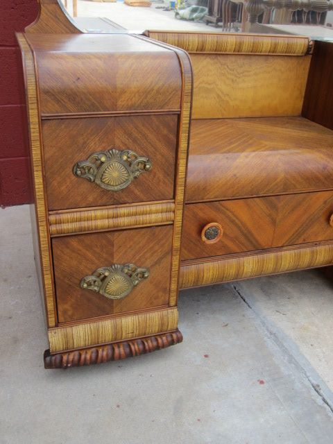 Art Deco Waterfall Dresser Value Bestdressers 2017