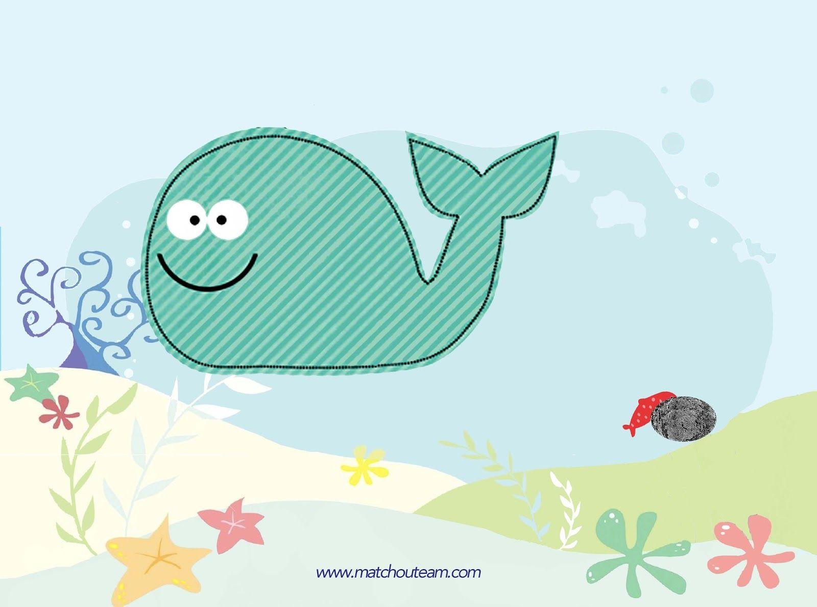 Une Histoire En Kamishibai La Baleine Et Les Petits
