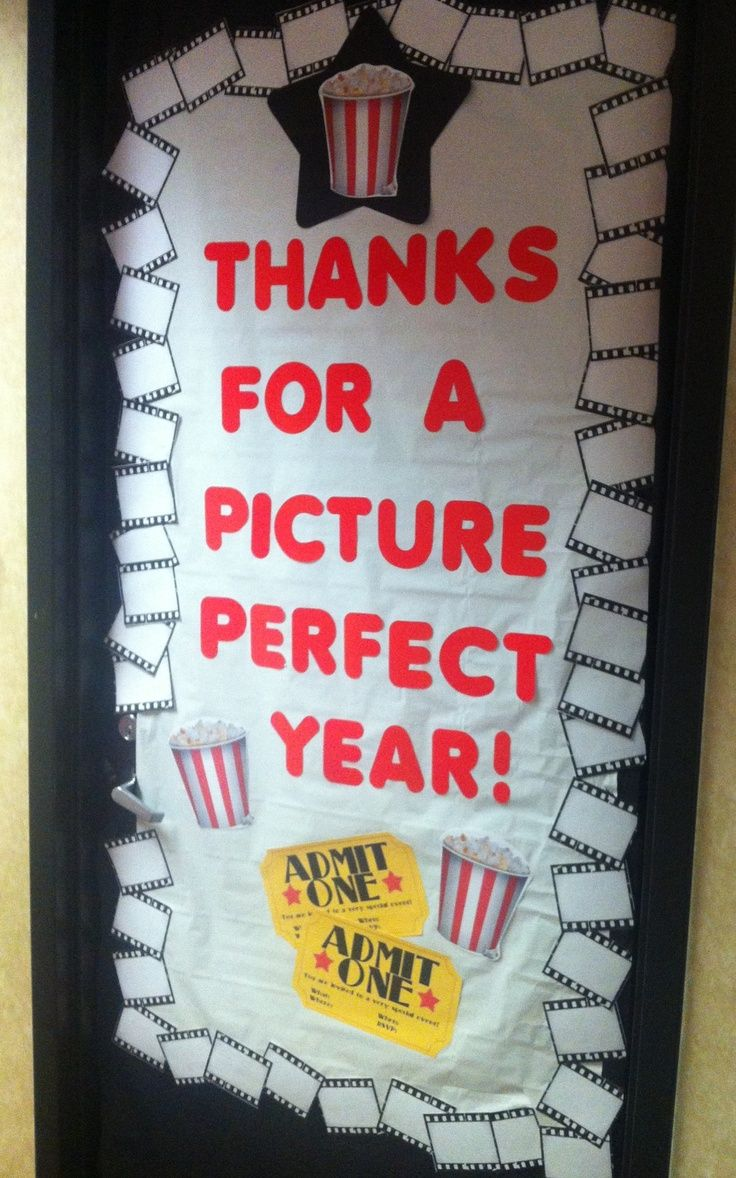 hollywood classroom theme | ... Appreciation Week ...