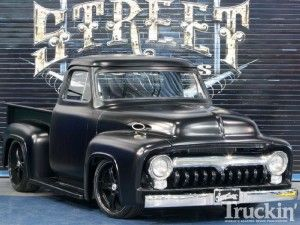 1955 Ford F 100 From The Movie The Expendables This Truck Rocks