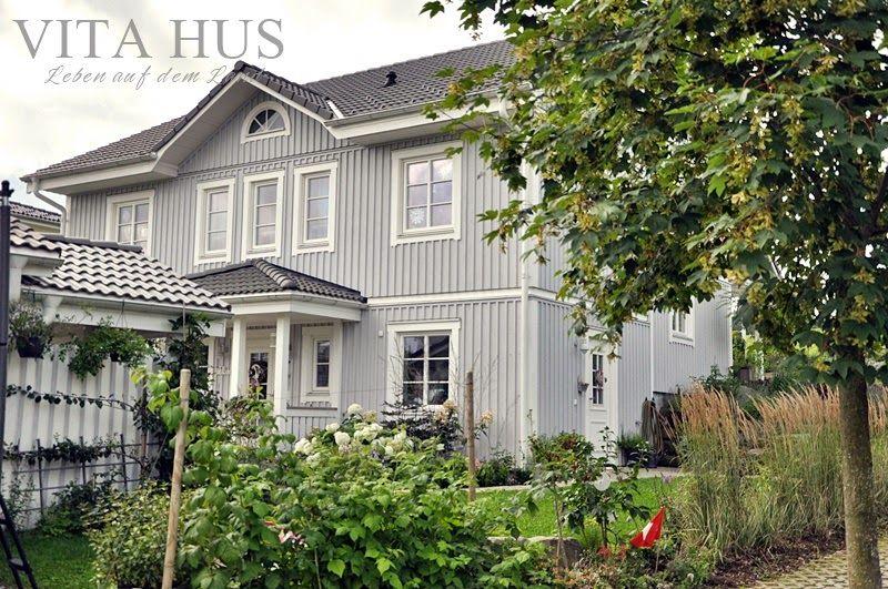 Schwedenhaus innenausstattung  Unser Schwedenhaus von Aussen | Nordic Living | Pinterest | Garten
