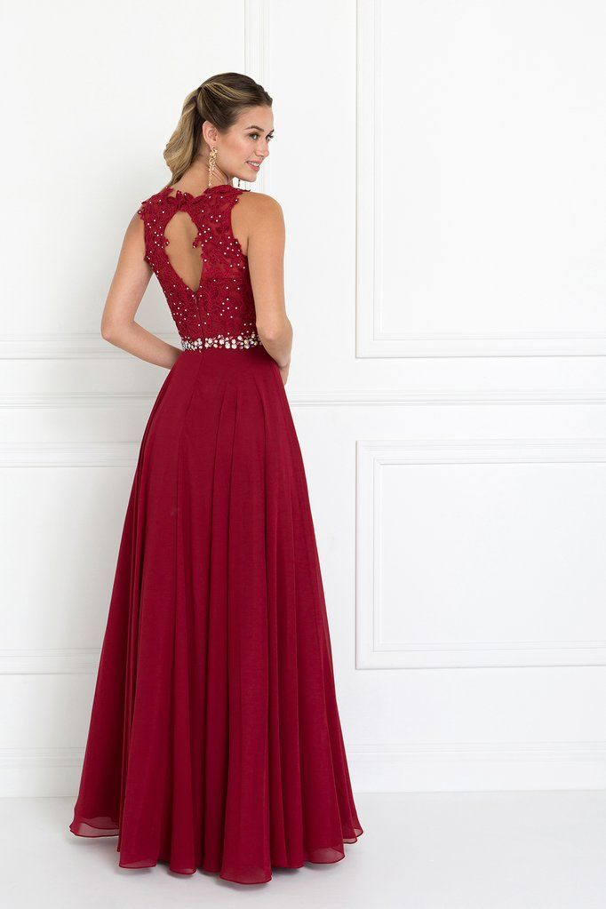 810337dfa6c Burgundy prom dress gls 2417 in 2019 | Simply Fab Dress-sexy evening gowns  | Prom dresses, Formal dresses, Dresses