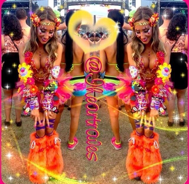 Love All Of Christies Outfits Love This EDC Piece | EDC 2015 Outfit Ideas | Pinterest | Rave ...