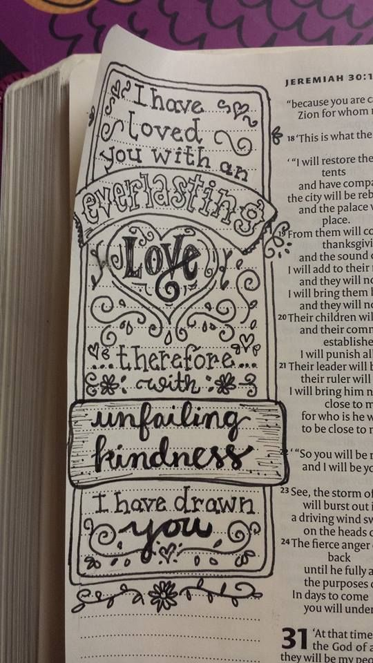 Jeremiah 31:3/Heather Brownlie McCuaig.