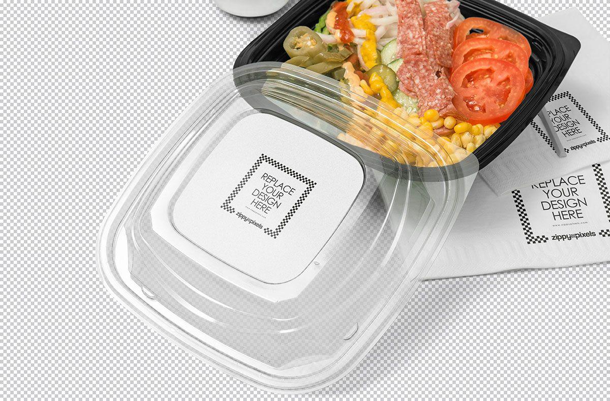 Download Food Box Branding Mockup Free Package Mockups Food Mockup Branding Mockups Psd Box Mockup