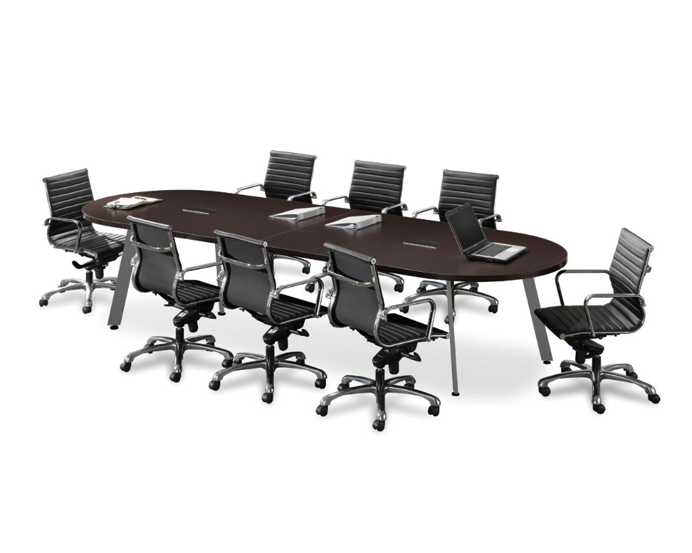 Classic Boat Shaped Conference Table With V Legs Conference Table Table Boardroom Table