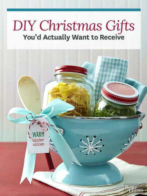 DIY Christmas Gifts You\u0027d Actually Want to Receive Gifts