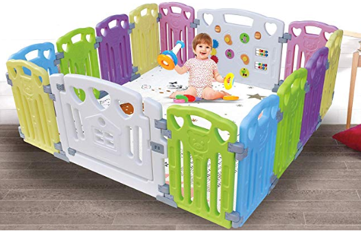 Best Playpen For Crawling Top 9 Reviews In 2020 Mombabybest Baby Playpen Kids Activity Center Playpen