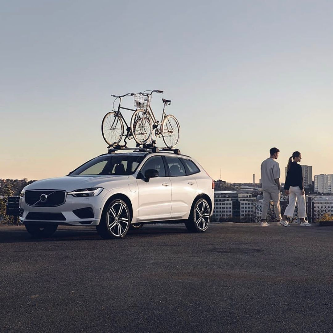 Gear Up For Summer With One Of Our Safety Tested Bicycle Holders Standforsafety Xc60 Gear Up For Summer With One Of Our Safety T Volvo Cars Usa Volvo Cars