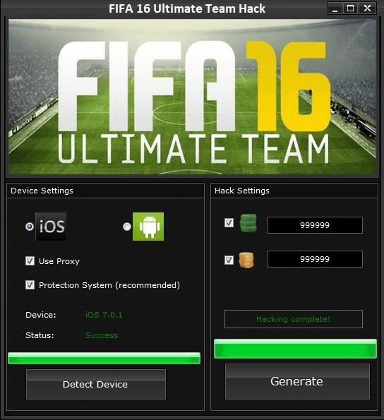 Fifa 16 Ultimate Team Cheats Hack Tool Fifa 16 Fifa Tool Hacks